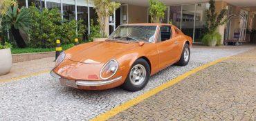 Puma GTE  – Brésil 1972– Réf. PU0077