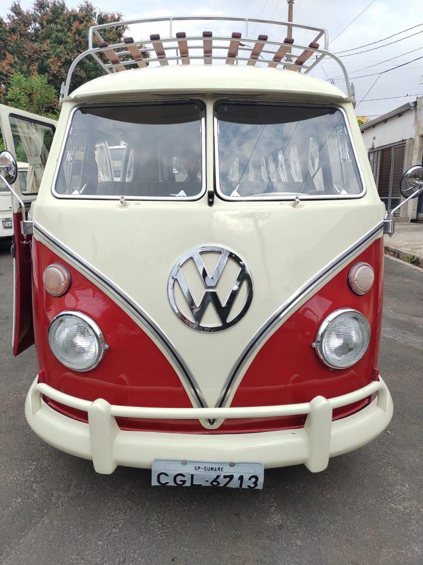 Volkswagen T1 Combi- Brésil 1972 – Ref. C746