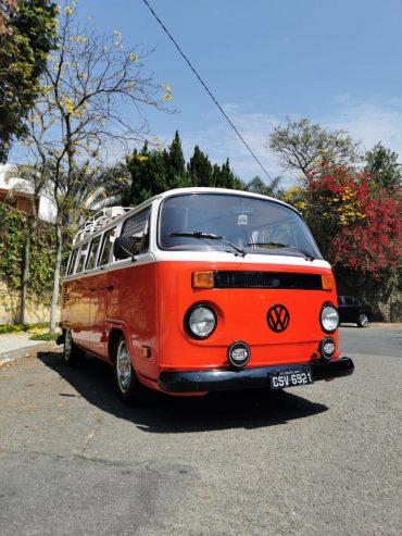 Volkswagen T2 Camper – Brésil 1979- Ref. C743