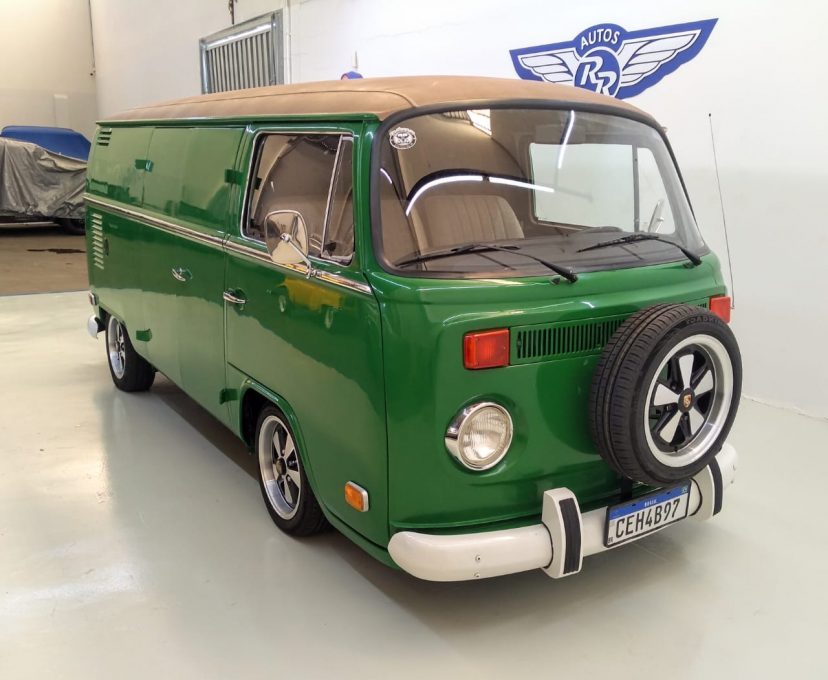 Volkswagen T2 Camper – Brésil 1991- Ref. C747