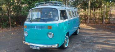 Volkswagen T2 Bus- Brésil 1991- Ref. C741 (Video)