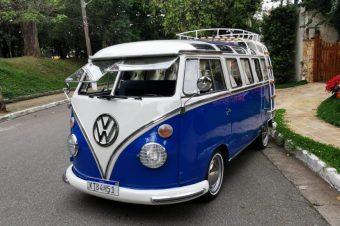 Volkswagen T1 Camper- Brésil 1969- Ref. C755