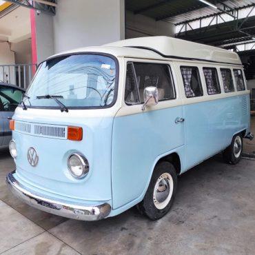 Volkswagen T2 Camper – Brésil 1987 – Ref. C752