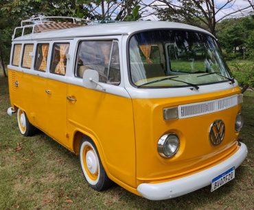 Volkswagen T2 Camper- Brésil 1990- Ref. C754 (Video)
